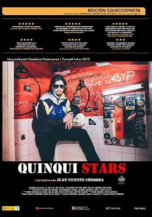 QUINQUI STARS DVD.EDICIÓN COLECCIONISTA