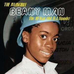 THE INVINCIBLE BEANY MAN