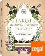 TAROT DE ANATOMIA Y BOTANICA ANTIGUAS